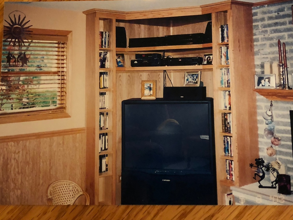 built in tv shelves cabinet